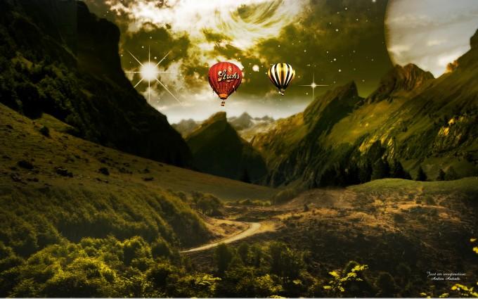 landscape wallpaper graphics