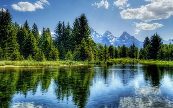 landscape wallpaper lake
