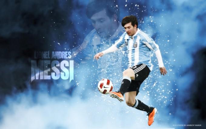 lionel messi argentina wallpaper