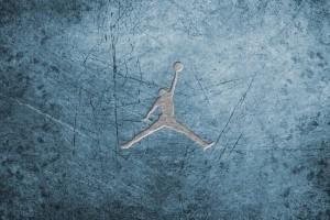 michael jordan wallpaper blue logo