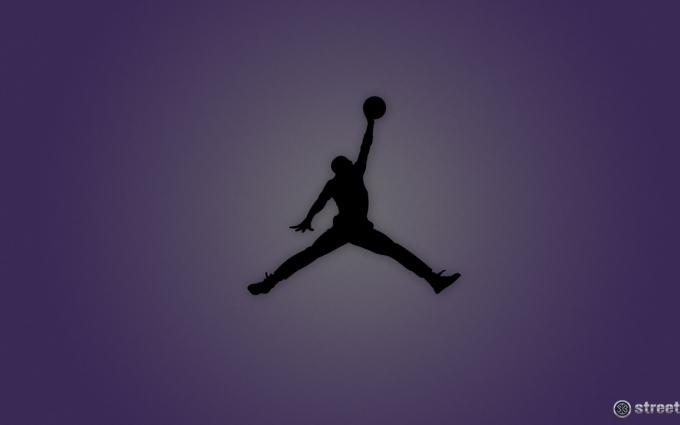 michael jordan wallpaper logo