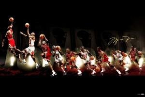 michael jordan wallpaper playing