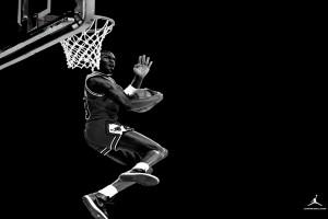 michael jordan wallpaper slam dunk