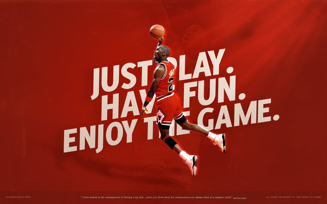michael jordan wallpaper slogan
