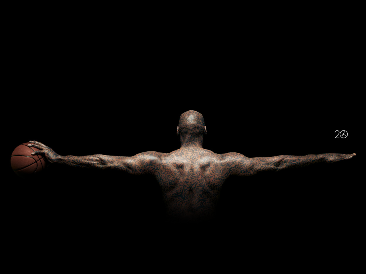 michael jordan wallpaper tatoo