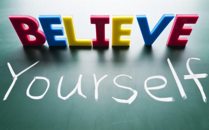 motivational wallpaper believe