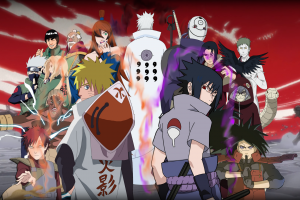 Naruto Shippuden War Wallpapers A17