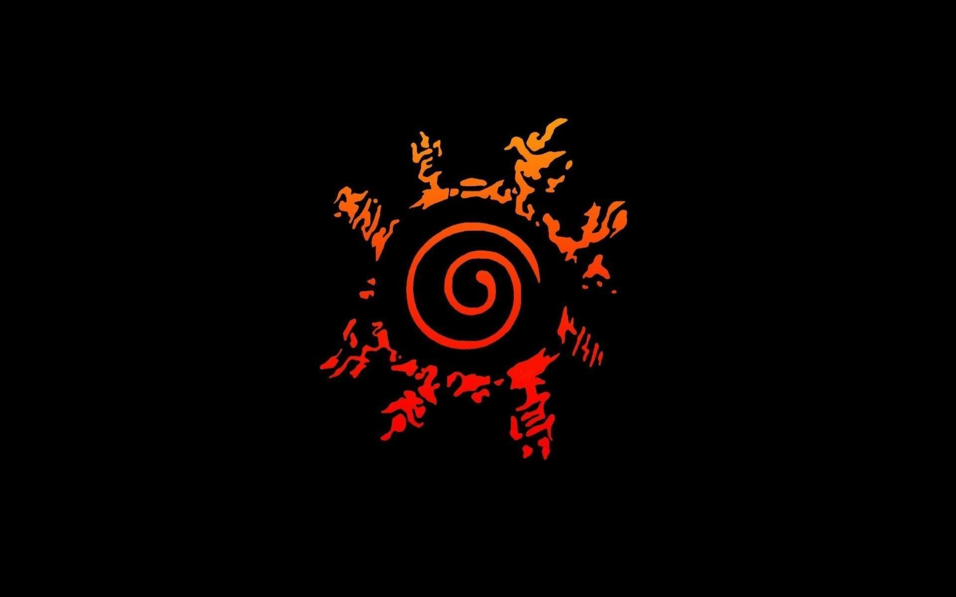 Naruto Symbol HD Desktop Wallpapers A27
