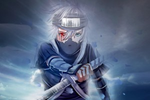Naruto Kakashi Hatake Wallpapers A4
