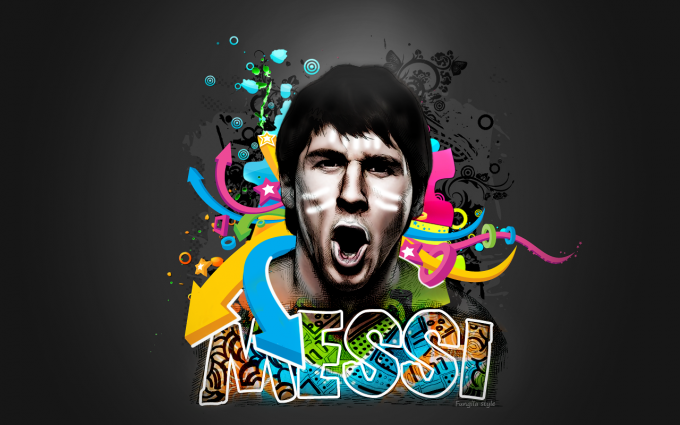 pictures of lionel messi