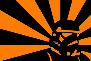pictures star wars orange