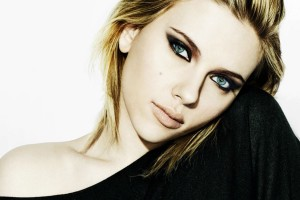 scarlett johansson wallpapers HD stylish blonde hair