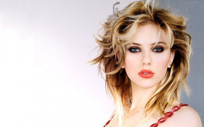 scarlett johansson wallpapers HD sexy face