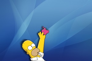 simpsons wallpaper apple