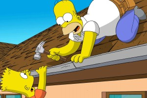 simpsons wallpaper bart funny