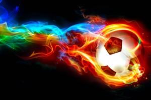 soccer ball wallpaper 2