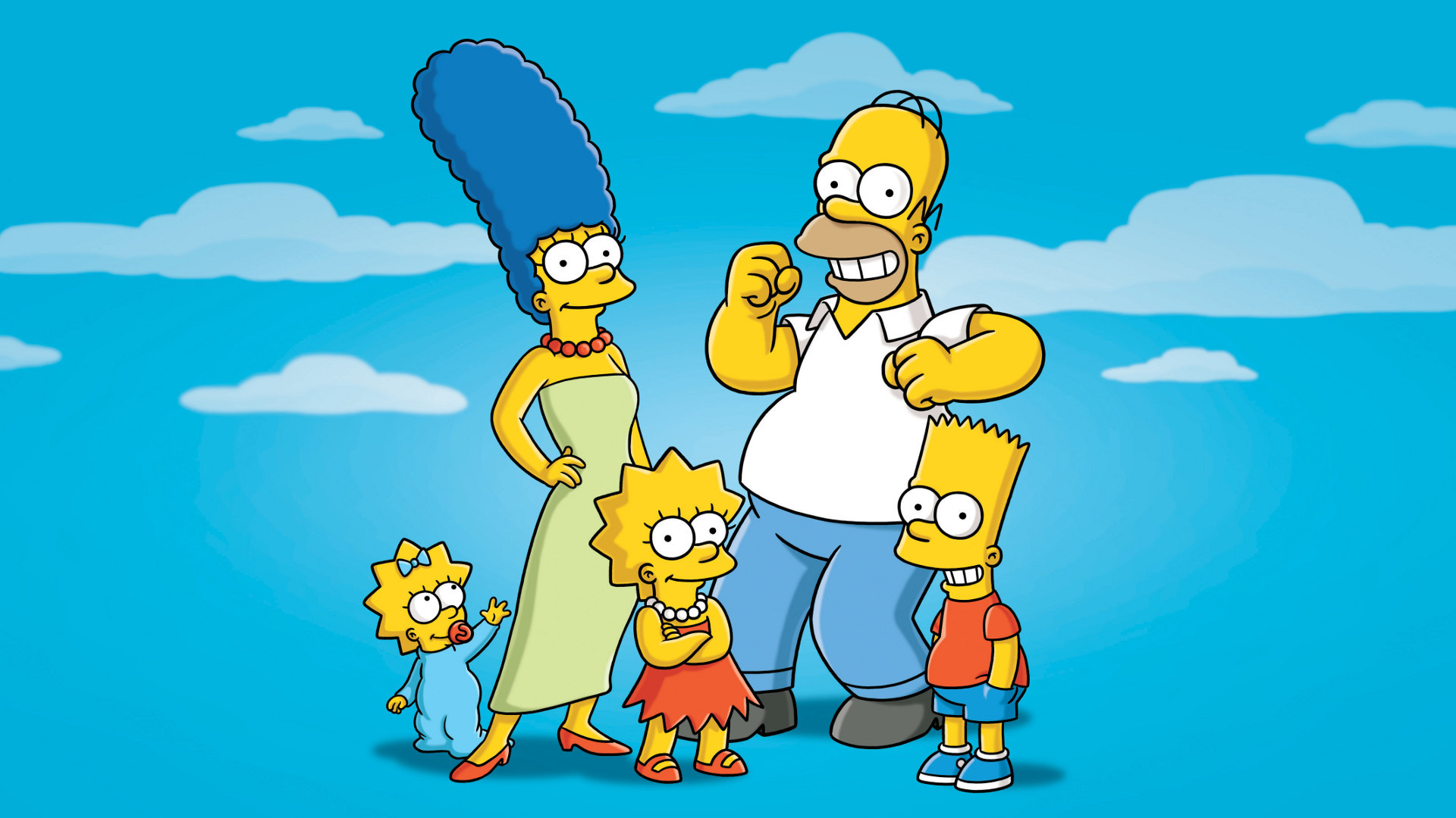 the simpsons wallpaper nice