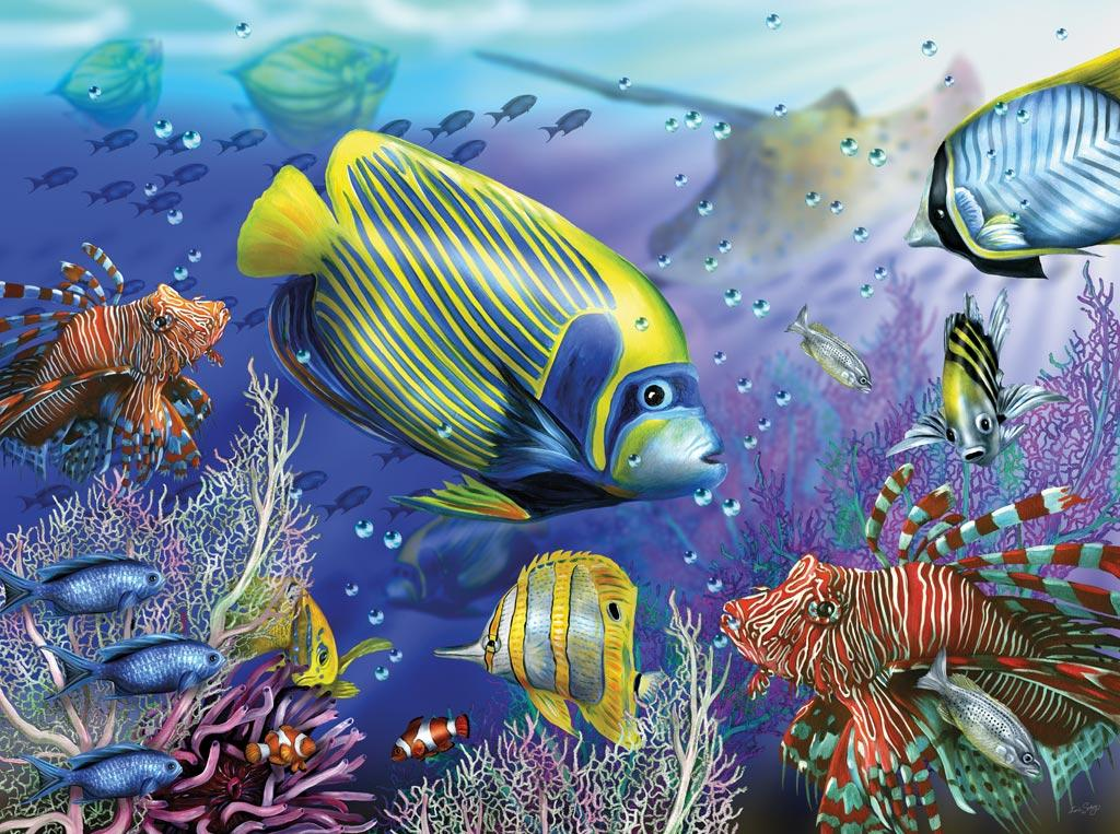 3D Aquarium Live Wallpaper Apps para Android no Google Play 1280x800