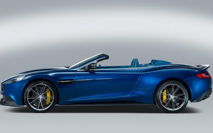 Aston Martin Vanquish 1080p