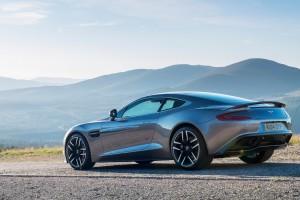 Aston Martin Vanquish A2