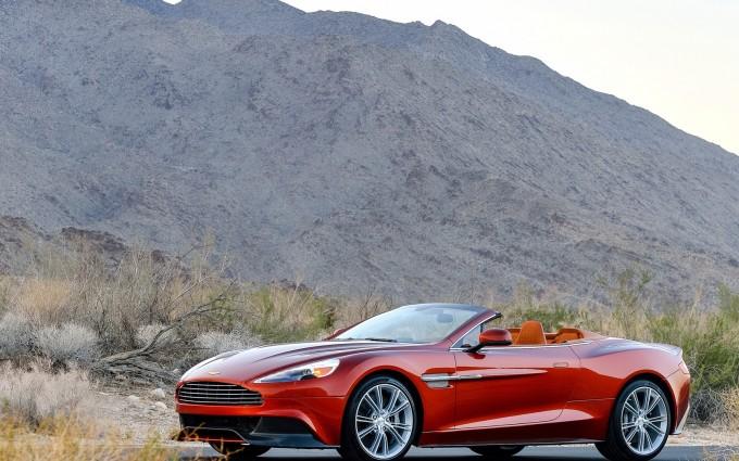 Aston Martin Vanquish HD A2