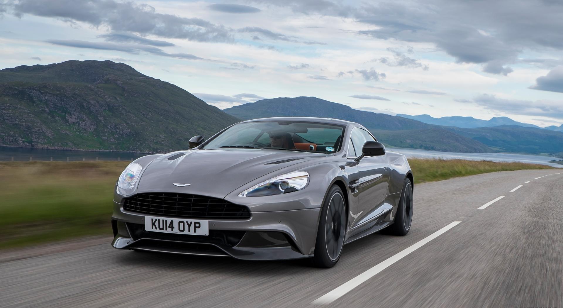 Aston Martin Vanquish Image A1
