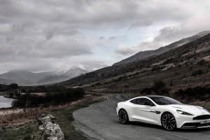Aston Martin Vanquish Wallpaper nature