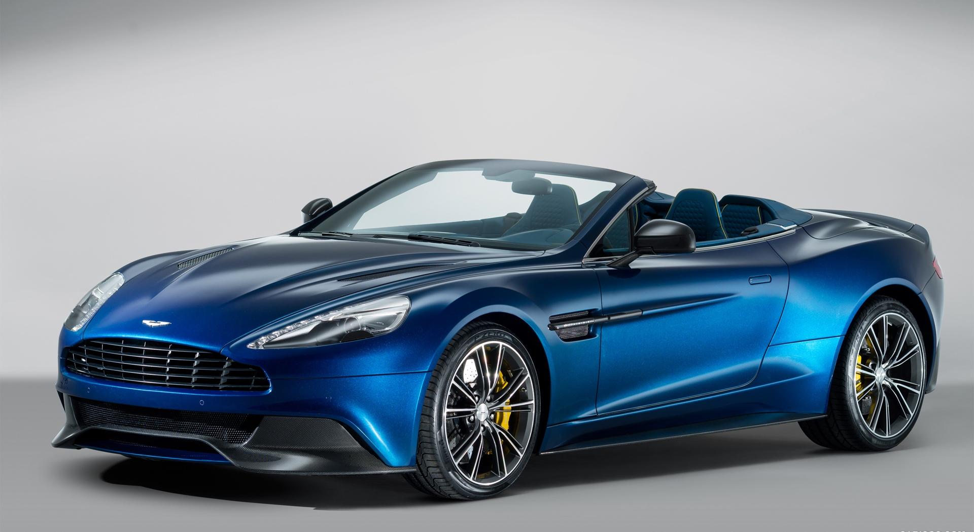 Aston Martin Vanquish Wallpapers HD A1