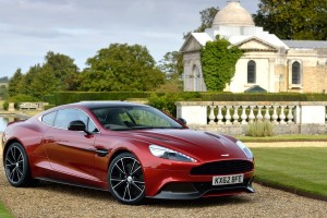 Aston Martin Vanquish Wallpapers HD A2