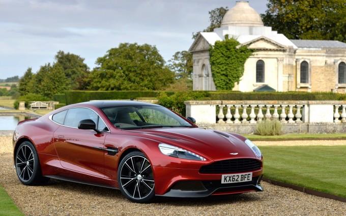 Aston Martin Vanquish Wallpapers HD A2
