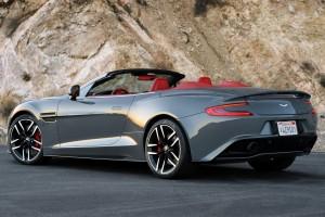 Aston Martin Vanquish Wallpapers grey