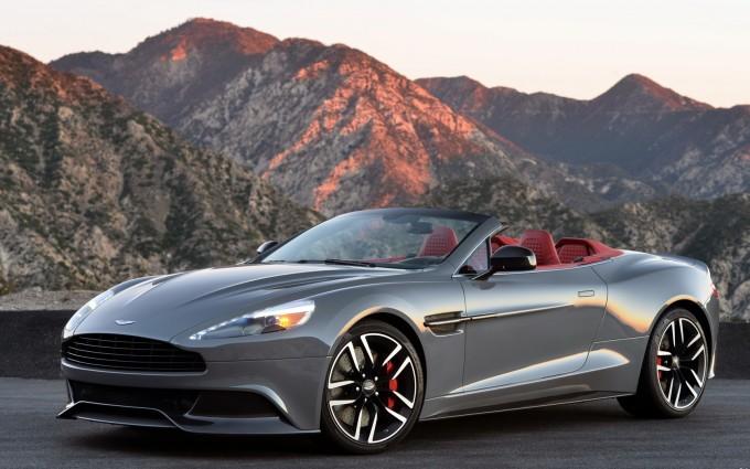 Aston Martin Vanquish Wallpapers grey hd