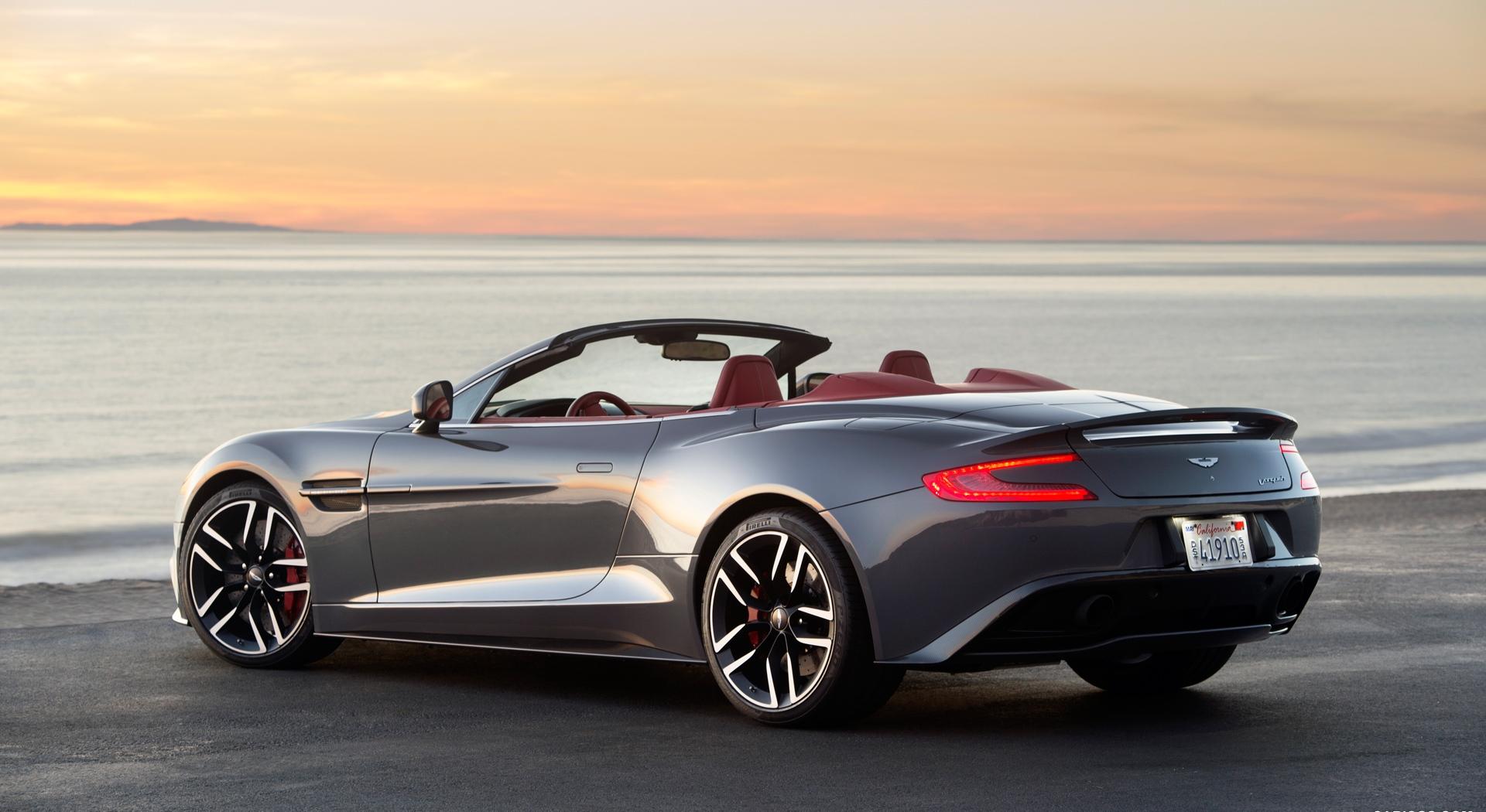 Aston Martin Vanquish Wallpapers hd