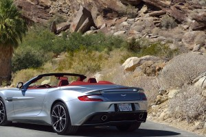 Aston Martin Vanquish Wallpapers nature