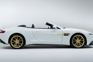 Aston Martin Vanquish Wallpapers white