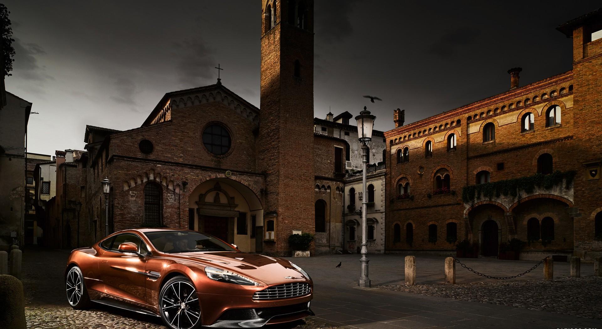Aston Martin Vanquish beautiful