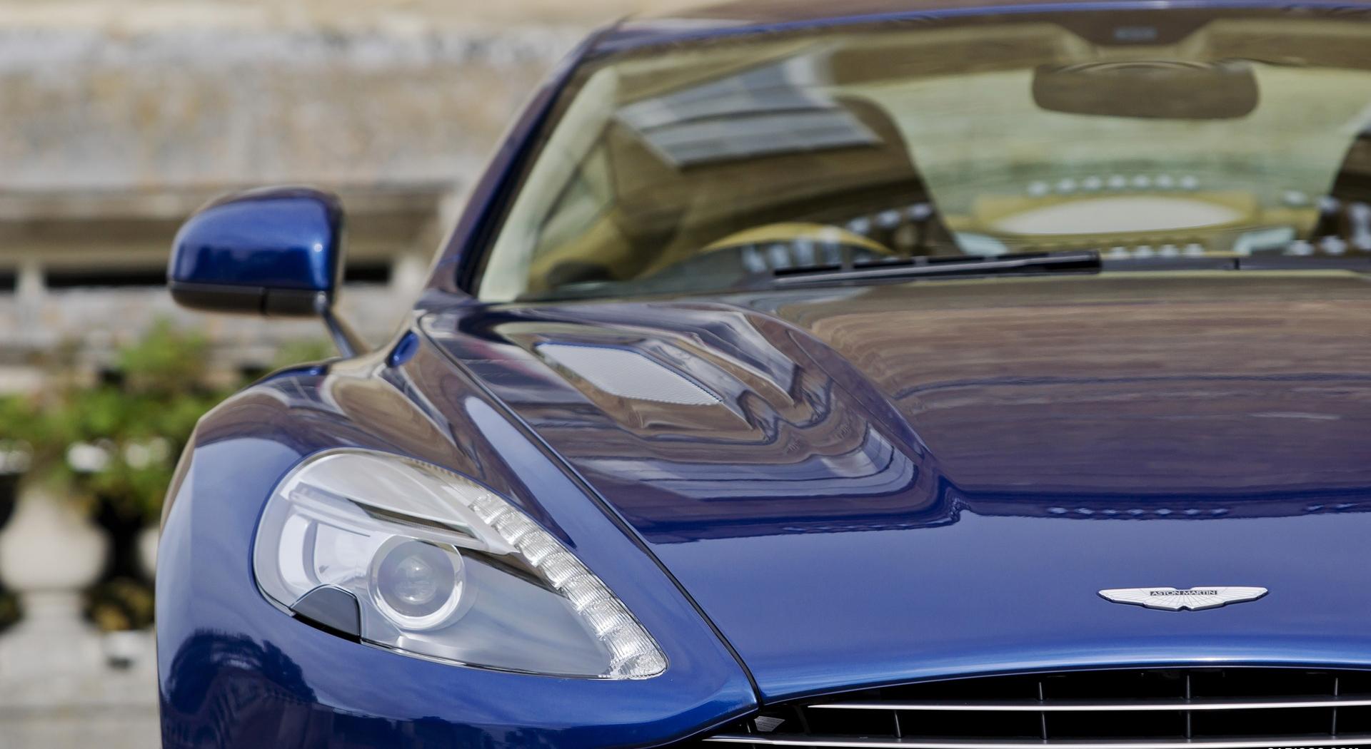 Aston Martin Vanquish images A1