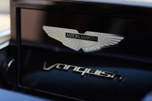 Aston Martin Vanquish logo A1