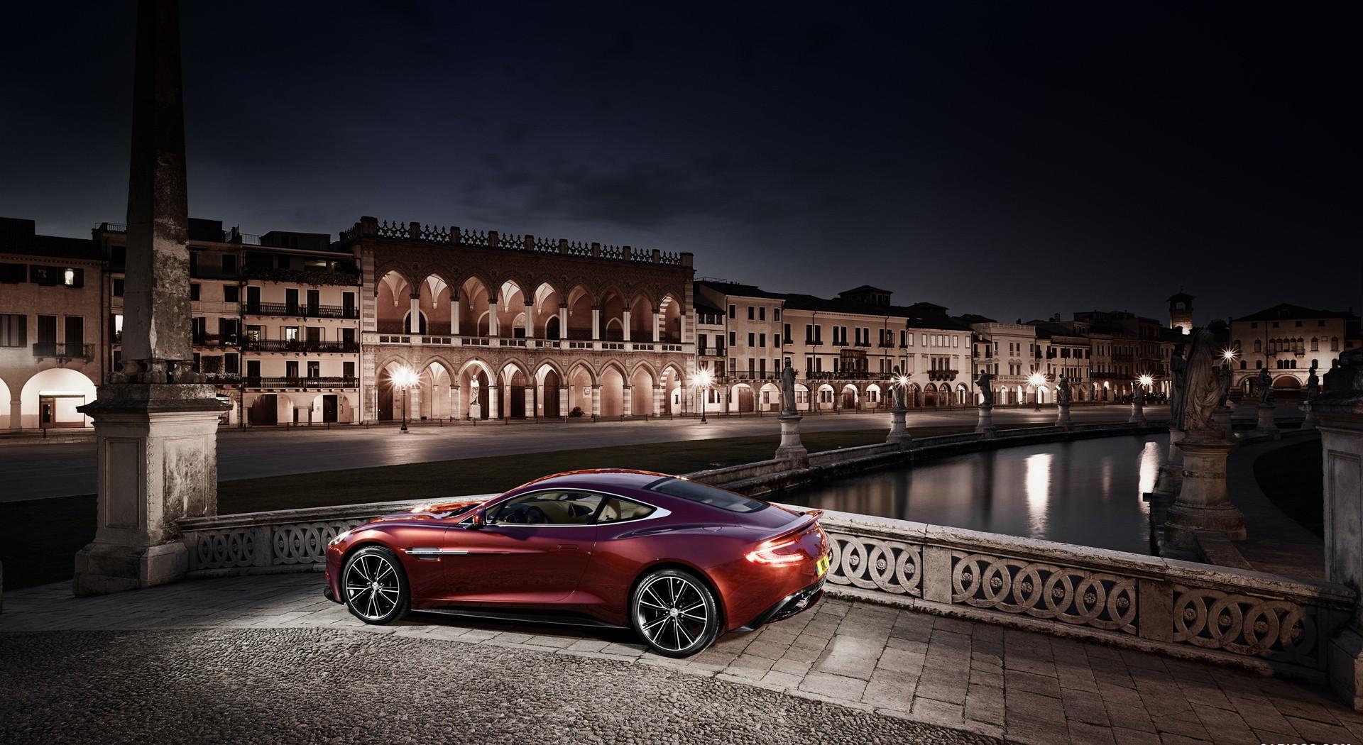 Aston Martin Vanquish price