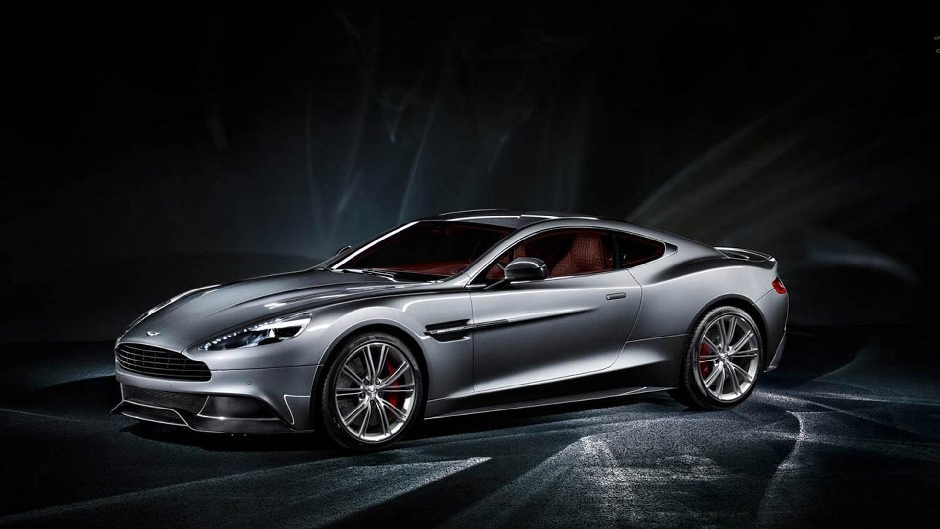 Aston Martin Vanquish v12 A1
