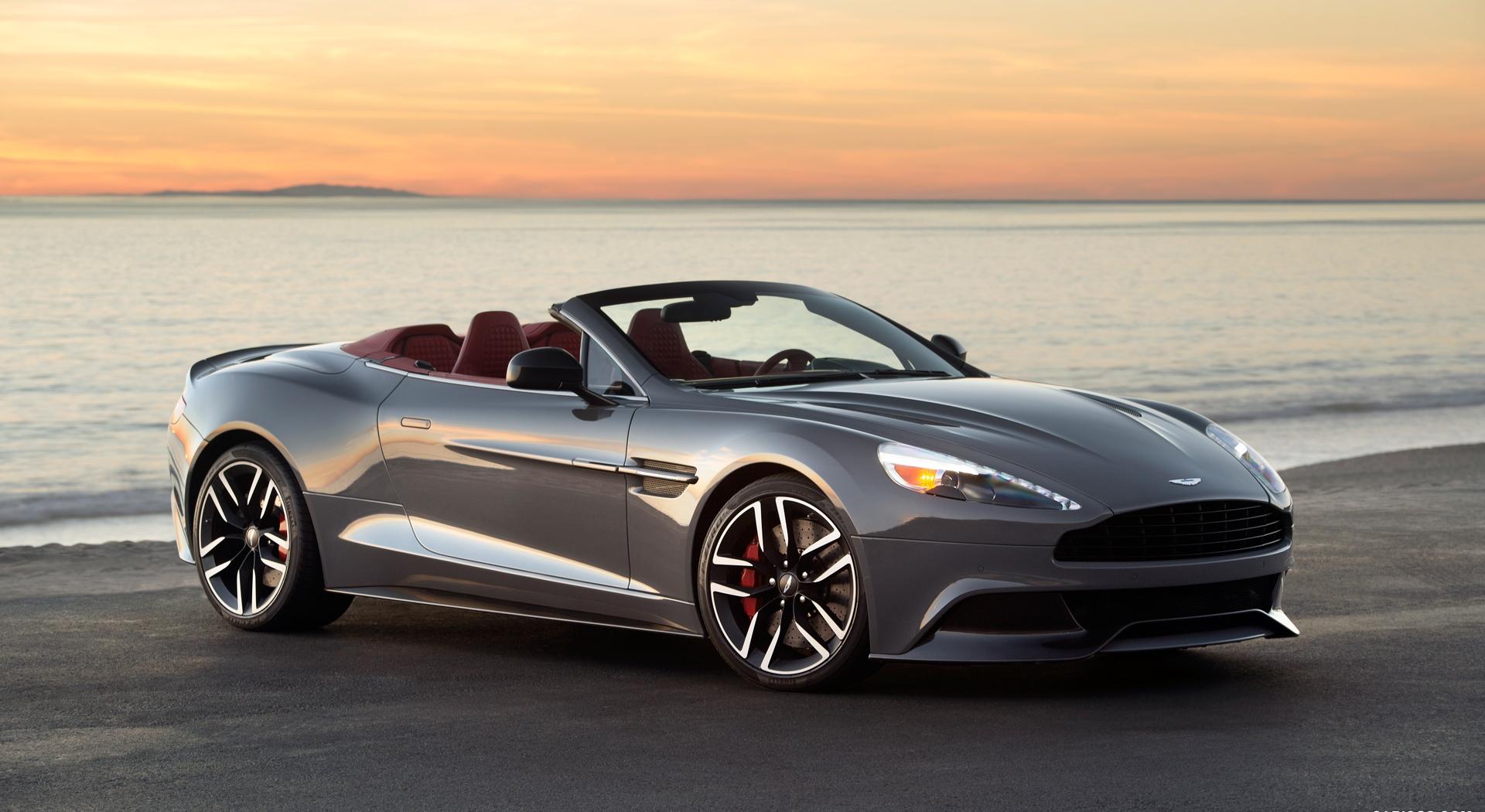 Aston Martin Vanquish volante A2