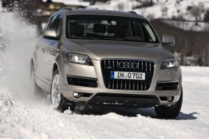 Audi Q7 awesome car