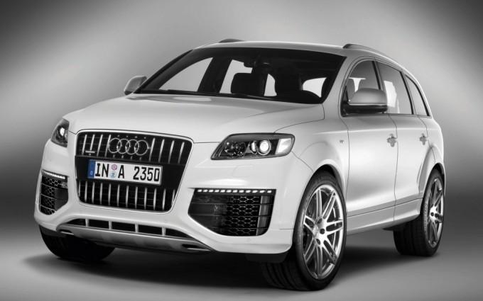 Audi Q7 wallpaper