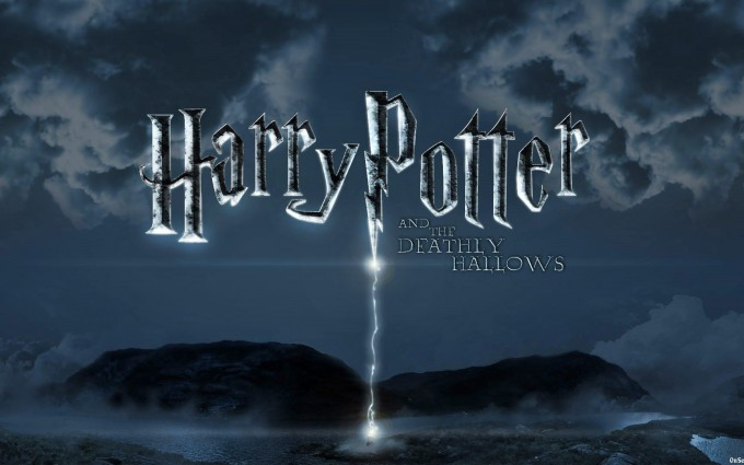 Harry Potter Deathly Hallows Wallpaper