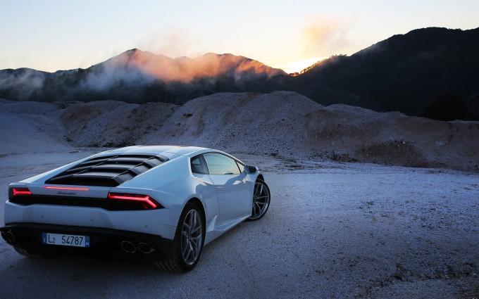 Lamborghini Huracan desktop