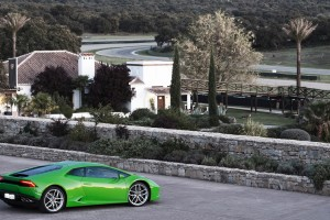 Lamborghini Huracan specification