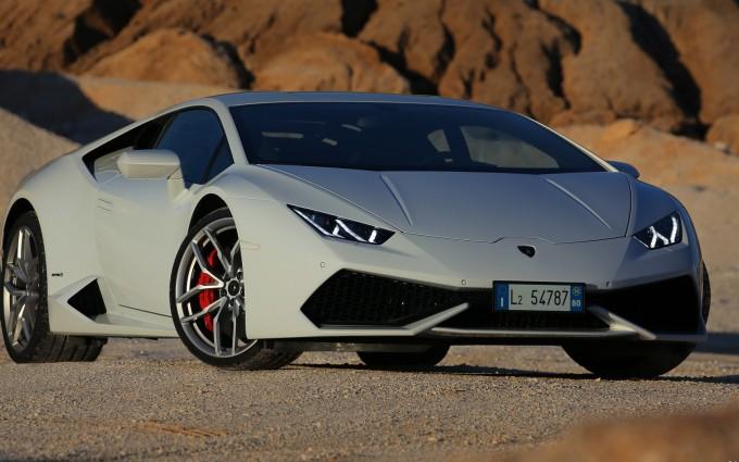Lamborghini Huracan stunning