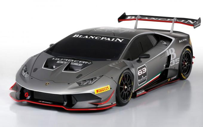 Lamborghini Huracan trofeo
