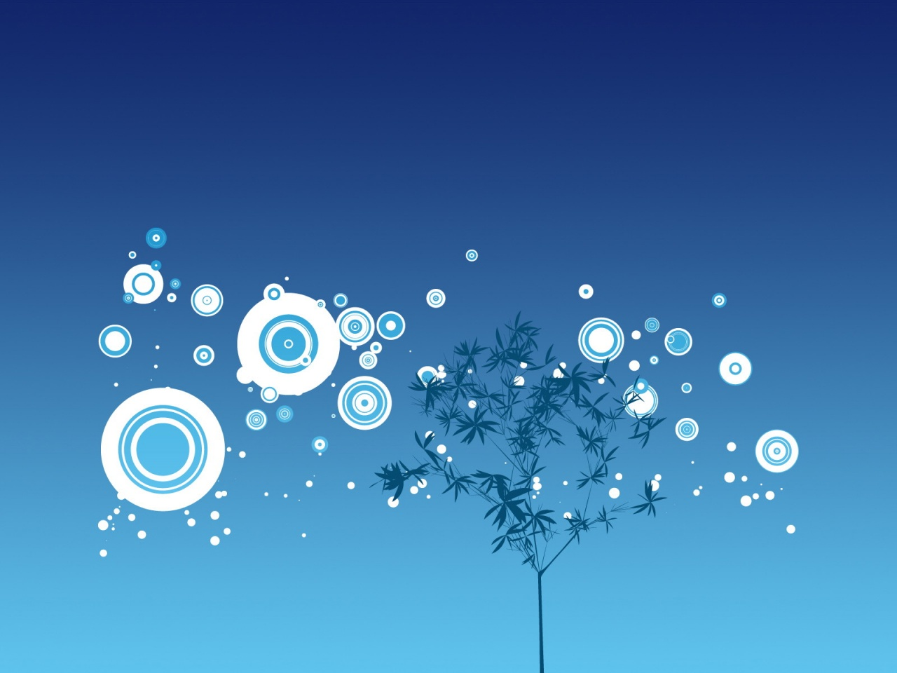abstract wallpapers hd blue vector