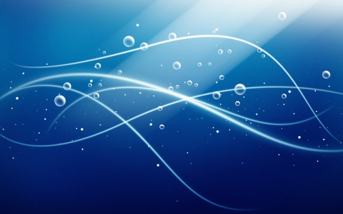 abstract wallpapers hd blue  wave
